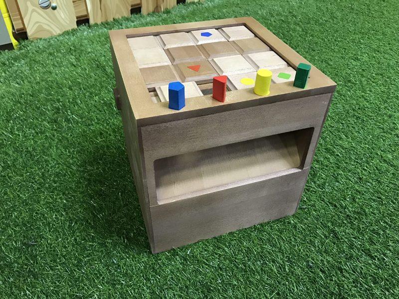развивающая игра для детей от 3 лет из дерева