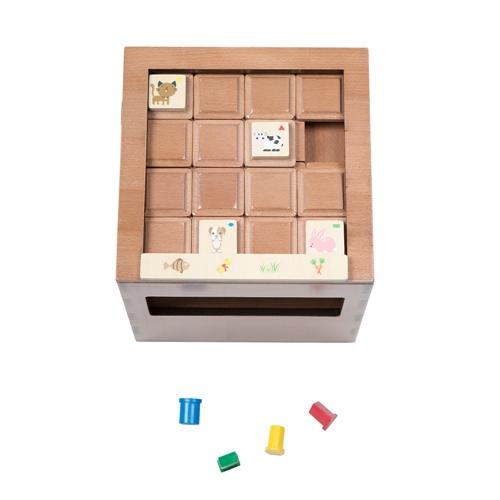 КВАДРАШКА развивающая игра для детей от 3 лет
